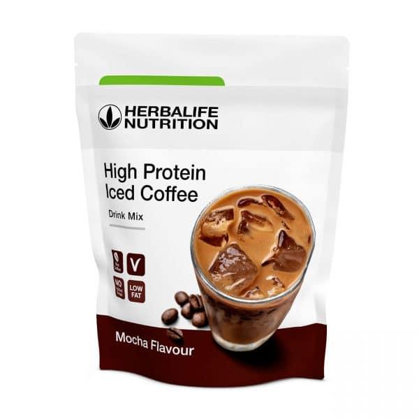 High Protein Iced Coffee Mocha 322g