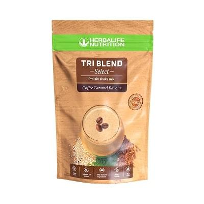 Preparato proteico solubile in acqua Tri Blend Select Coffee Car