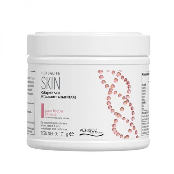 076K | Collagene Skin Integratore alimentare Fragola e Limone 17