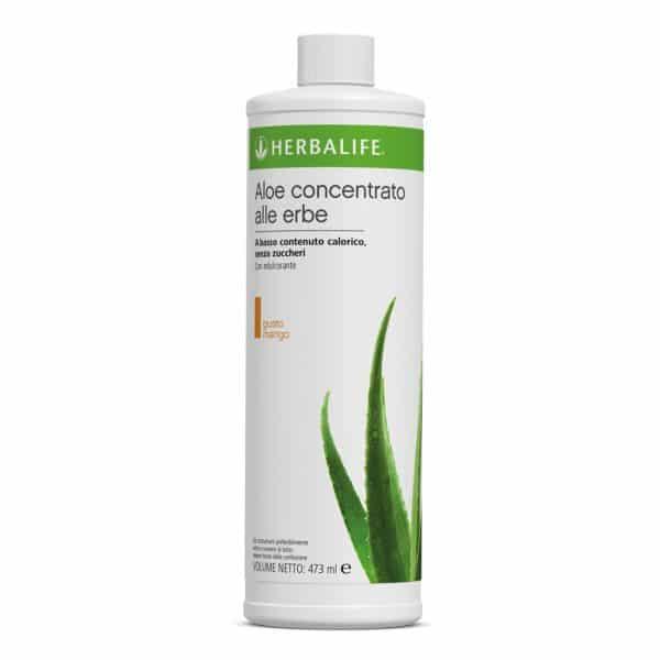 Aloe concentrato alle erbe Mango 473 ml