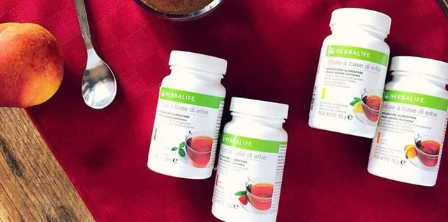 Infuso a base di erbe Herbalife Cos'è e a cosa serve