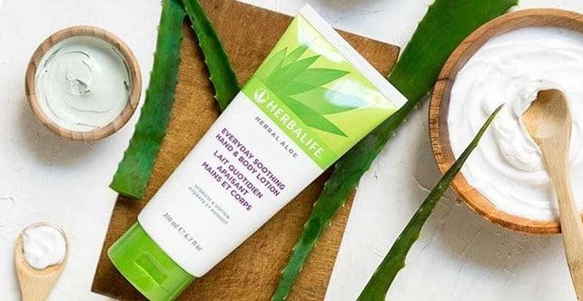migliori prodotti per pelle e capelli all'Aloe Vera