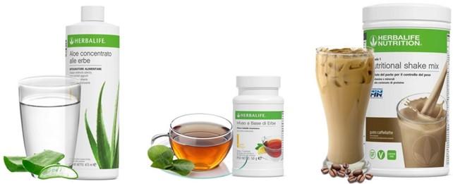 La colazione equilibrata di Herbalife